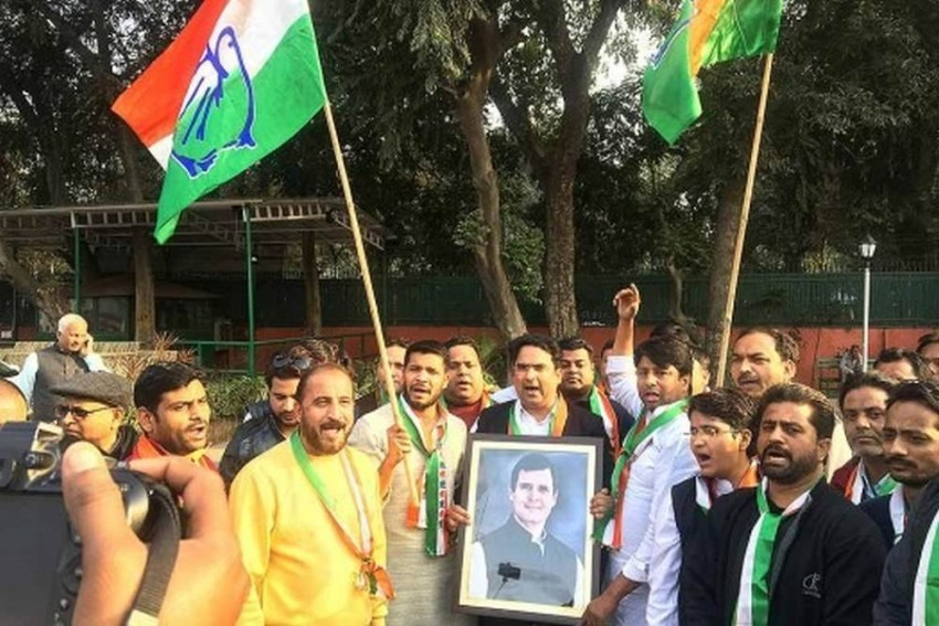 MP Bypolls: Congress Maintains Lead In Both Assembly Seats