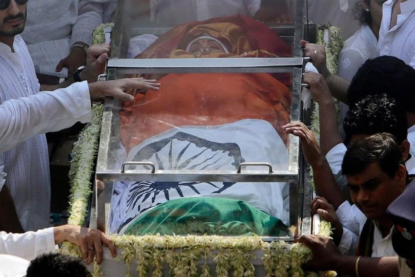 Sridevi Looked Like A 'Sleeping Beauty' On Her Final Journey Home From Dubai: Social Worker Ashraf Thamarassery