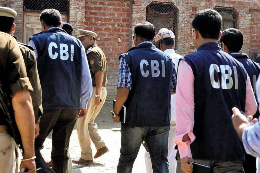 CBI Arrests GST Commissioner In Connection With Bribery Case
