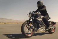 Harley-Davidson's Electric Motorcycle Only 18 Months Away
