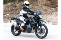 KTM 790 Adventure R Spied Testing