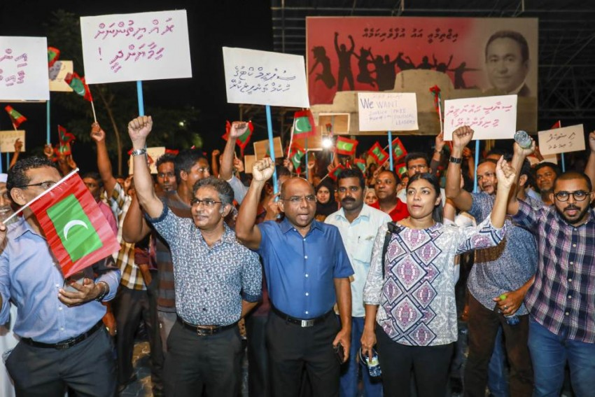 Nasheed Seeks Indian Military Intervention In Resolving Maldives Crisis