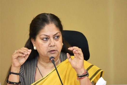 Party Not Happy With Raje's Style Of Functioning, BJP's Rajasthan Wing Writes To Shah Seeking Her Replacement Ahead Of Polls