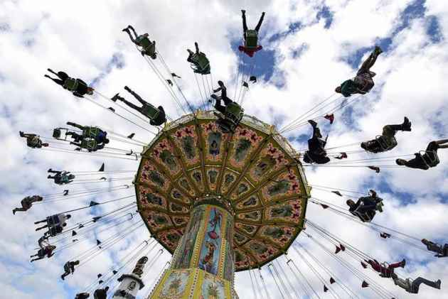 GST On Amusement Parks Tickets Lowered From 28% To 18%