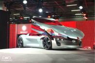 Renault Trezor Concept Showcased At Auto Expo 2018
