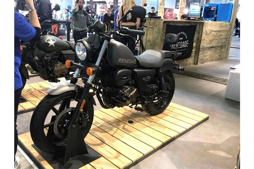 UM Renegade Duty Price Announced At Auto Expo 2018