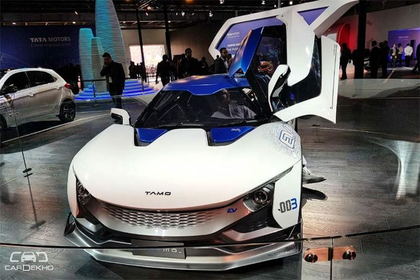 Tamo Racemo Showcased At Auto Expo 2018