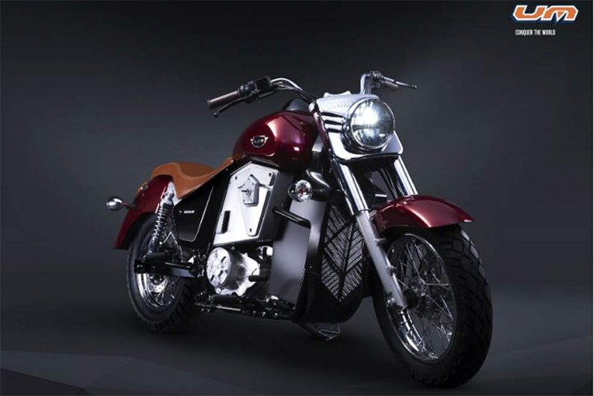 UM Renegade Thor Launched At Auto Expo 2018