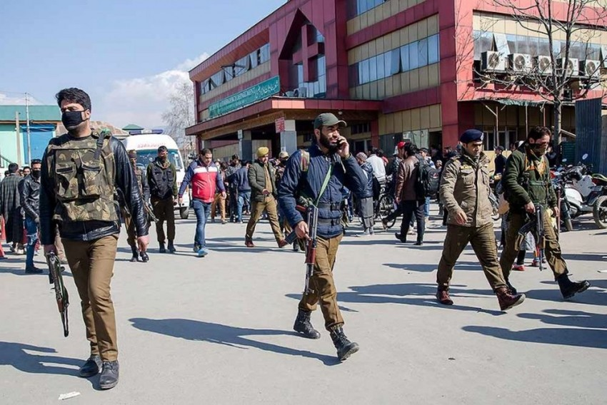 Shopian Firing: NHRC Seeks Defence Ministry's Report On Alleged Human Rights Violation Of Army Personnel