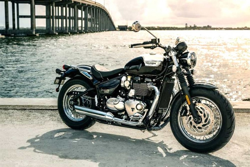 Triumph India Confirms Three New Motorcycles For 2018