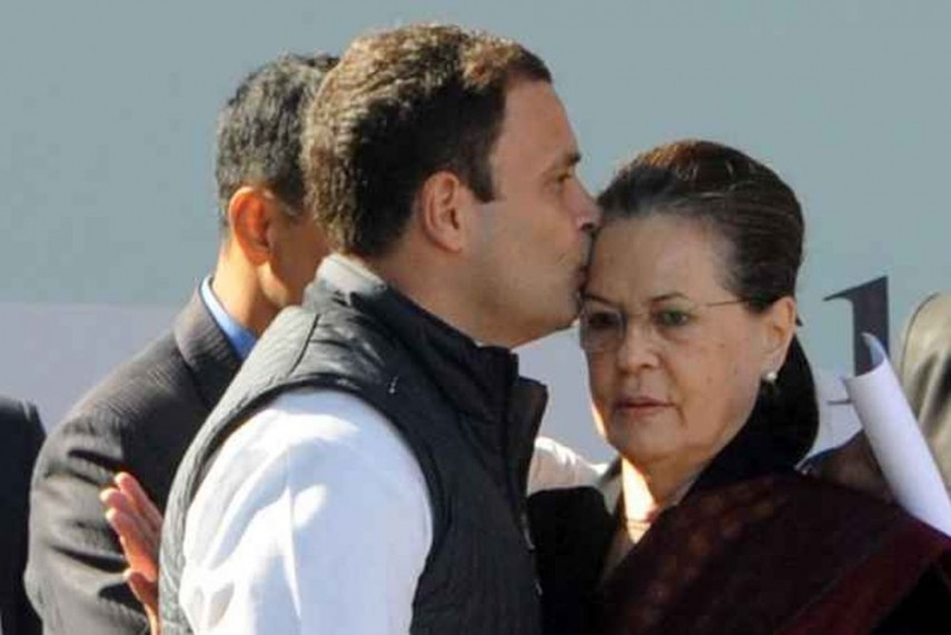 Future Congress President May Be From Outside Gandhi Parivar ...