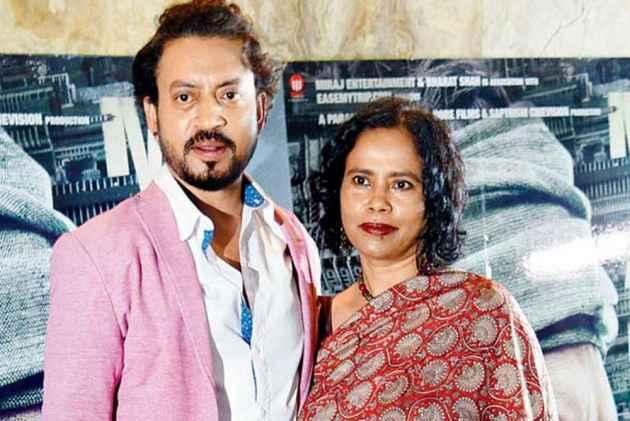 Irrfan Khan's Wife Sutapa Sikdar's Emotional Open Letter: My Husband