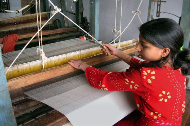 Despite Drastic Fall In Employment In Khadi Industries, Production And Sales Continue To Grow