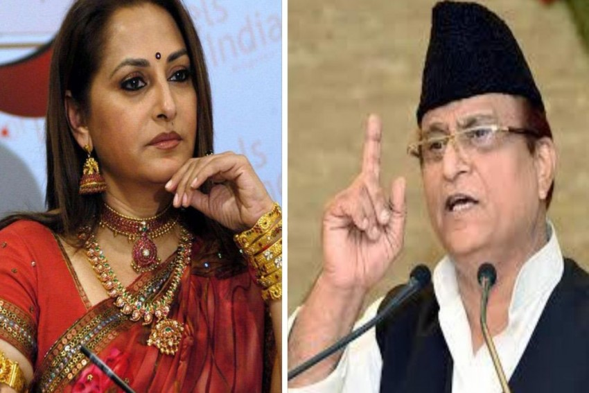 Azam Khan Hits Back, Calls Jaya Prada 'Naachne Wali'