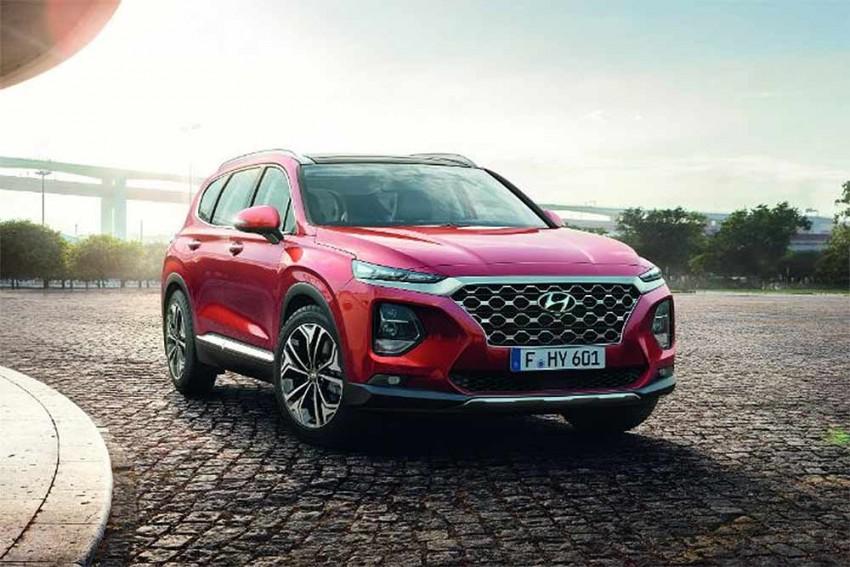 This Is The New Hyundai Santa Fe: Geneva Motor Show 2018