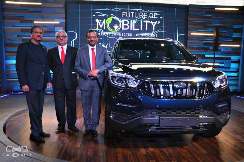 Mahindra To Launch Rebadged Rexton In India In 2018; Will Rival The Fortuner, Endeavour