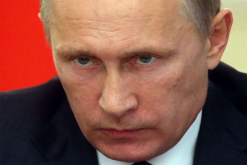 Russian President Vladimir Putin Ordered To Shoot Down Turkish Passenger Plane In 2014 Over Terror Threat