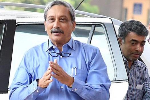 Sena Demands President's Rule In Goa Over Parrikar's Absence