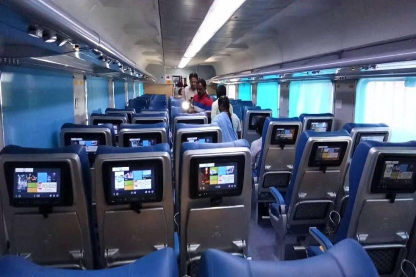 Do Indians Deserve World-Class Services? Railways To Remove LCD Screens, Amenities On Tejas Express, Here's Why