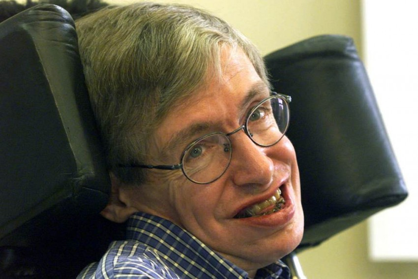 A Brief History Of Stephen Hawking, And A Time When He Struggled To Pay Daughter's School Fees