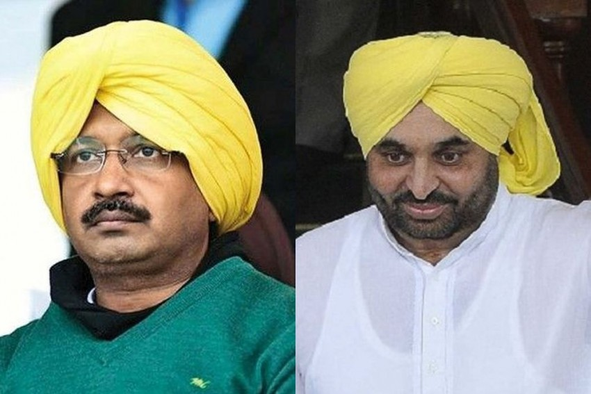 Will Fight Now As 'Aam Aadmi Of Punjab', Says Bhagwant Mann After Resigning As AAP Punjab Chief