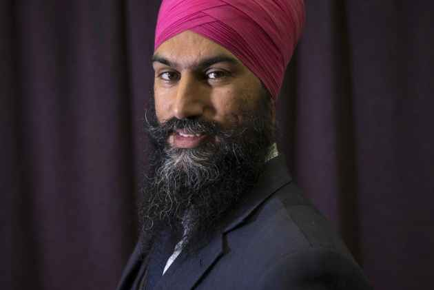 Canada's New Democrats Leader And Wannabe PM Linked To Pro-Khalistani Sikh Rapper