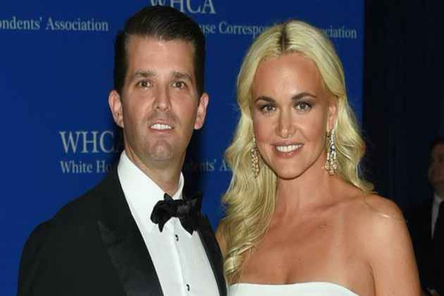 Donald Trump Jr's Wife Vanessa Files For Divorce, Both Say They Will 'Always Have Tremendous Respect For Each Other'