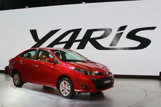 Toyota Yaris Launch Soon?