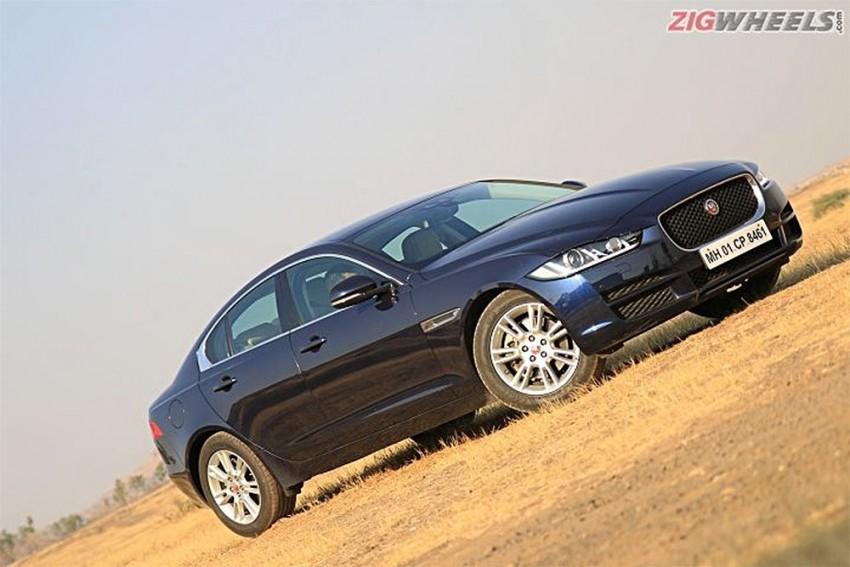 Jaguar XE and XF Get New Ingenium Petrol Engines