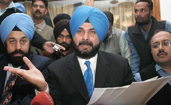 Kejriwal Has 'Murdered' AAP In Punjab By Apologising To Majithia, Says Congress Leader Sidhu