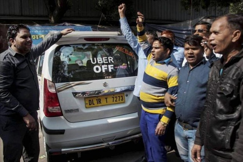 Uber And Ola Drivers Threaten Indefinite Strike From Sunday Midnight