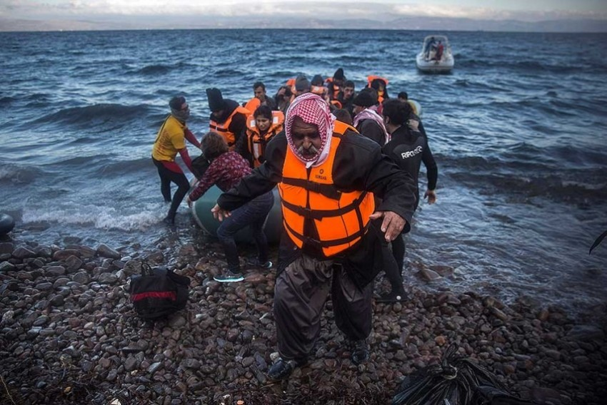 14 Feared Dead From Suspected Migrant Boat Sinking Off A Greek Island
