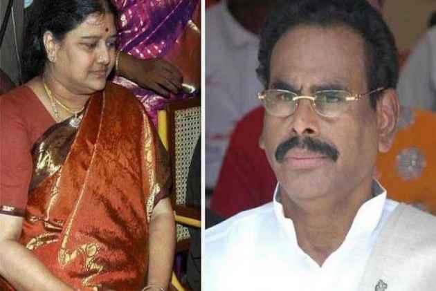 Sasikala's Husband M Natarajan Hospitalised For Chest Infection, Condition 'Critical'