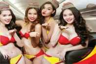 Vietnam's Controversial 'Bikini Airline' To Start Direct Flights To New Delhi