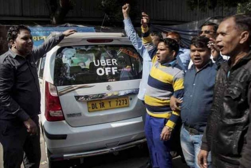 Uber, Ola To Go On Indefinite Strike From Midnight