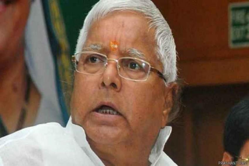 Lalu Prasad Yadav Pronounced Guilty In Fourth Fodder Scam Case
