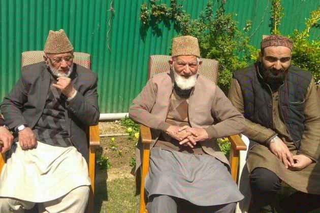 Syed Ali Shah Geelani Resigns As Tehreek-e-Hurriyat Chairman, Muhammad Ashraf Sehrai To Replace Him