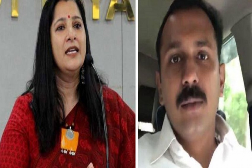 As Kerala Congress MP's Wife Joins #MeToo Movement With Her Memoir, An MLA's Son Rushes To Police
