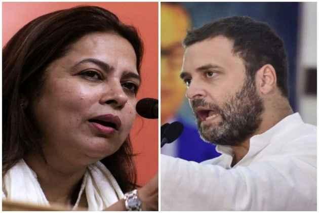 Image result for rahul and meenakshi lekhi