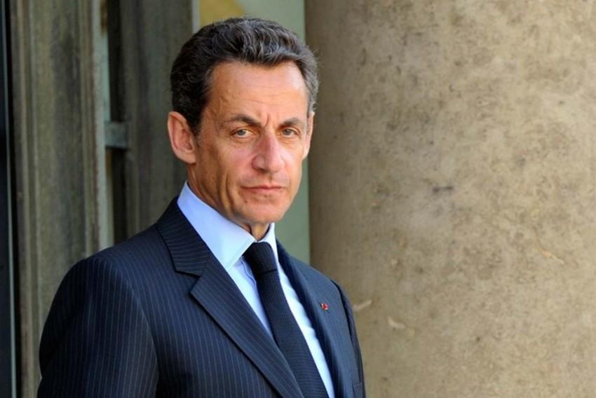 Former French President Nicolas Sarkozy Held In Libya Financing Probe