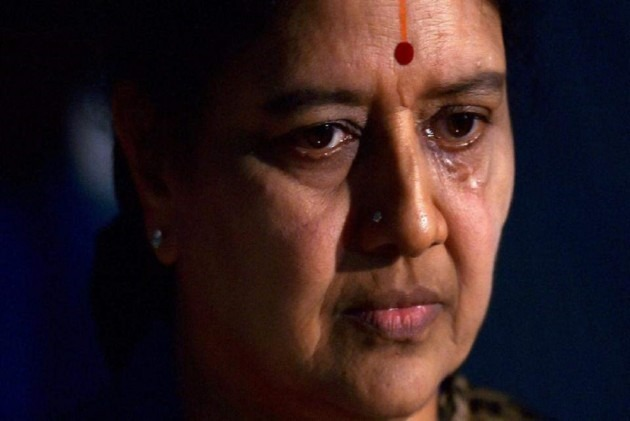 Sasikala Granted 15-Day Parole To Attend Husband's Funeral