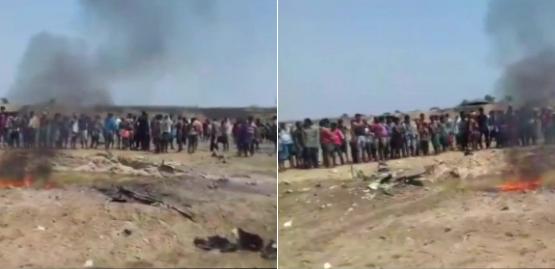 Trainee Pilot Injured As IAF Trainer Jet Crashes In Odisha's Mayurbhanj