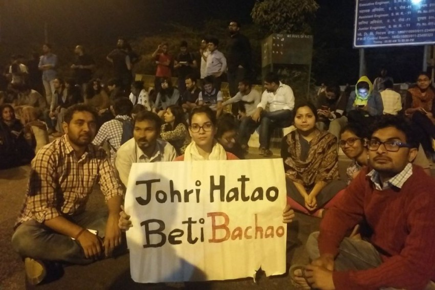 Students, Leaders Launch Twitter Campaign #ArrestJohri, Accuse Delhi Police Of Dragging Feet