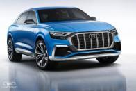 Audi Q8: BMW X6, Range Rover Velar Rival To Debut In June 2018