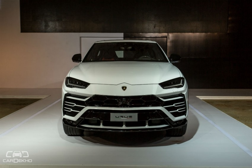 "Lamborghini Receives ""Strong"" Response For Urus SUV From India"