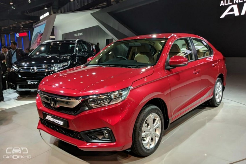 Honda Considering New Amaze-Based Sub-compact SUV For India? Top Boss Drops A Hint