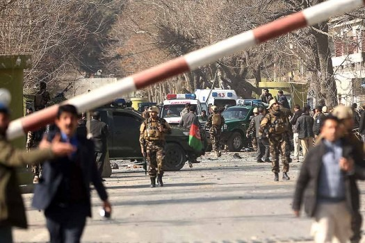 Afghanistan: Suicide Bomber Kills At Least 26 People Celebrating New Year