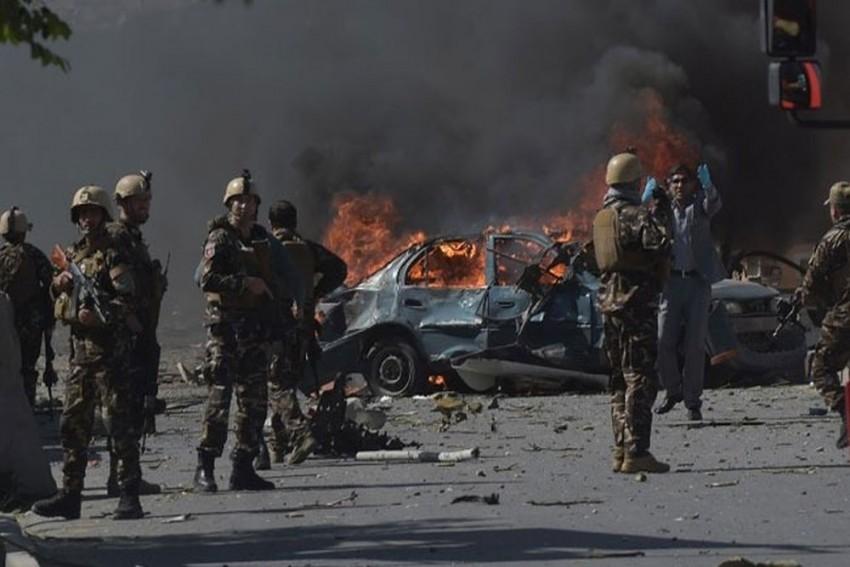 Blast Kills 29 Near Sakhi Shrine In Kabul: Report