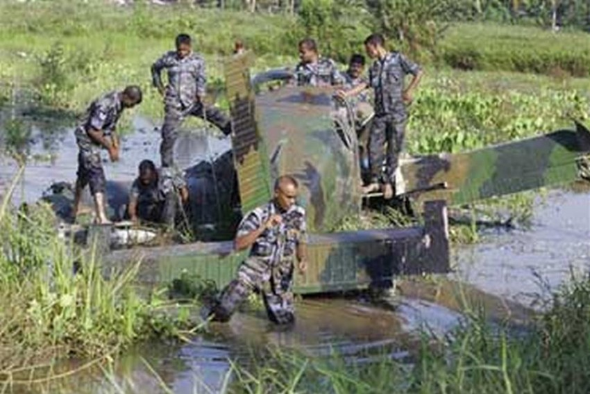 Excavation At Suspected LTTE Treasure Site Of Hidden Gold And Weaponry Draws Blank