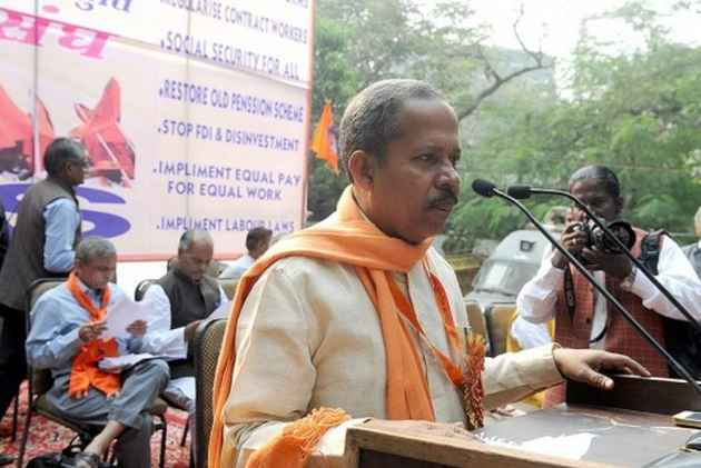 RSS Trade Union Slams Govt Notification That Will End Permanent Employment In All Sectors